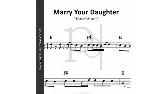 Marry Your Daughter   Brian McKnight