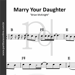 Marry Your Daughter | Brian McKnight