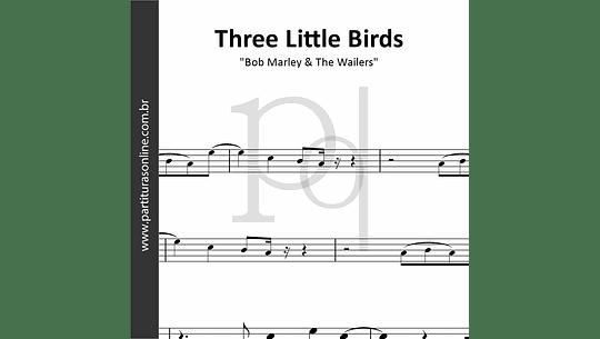 Three Little Birds | Bob Marley & The Wailers