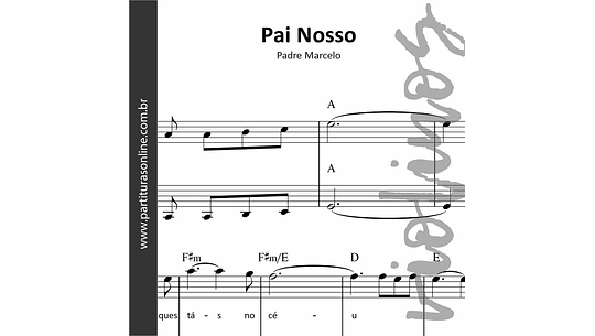Pai Nosso | Duo de Violinos