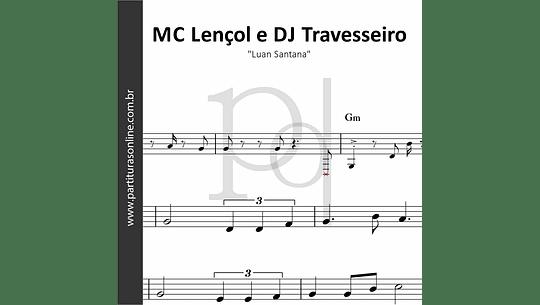 MC Lençol e DJ Travesseiro | Luan Santana