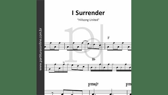 I Surrender   Hillsong United