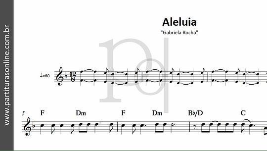 Aleluia | Gabriela Rocha
