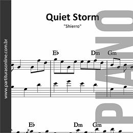 Quiet Storm | para Piano