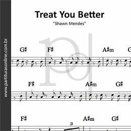 Treat You Better | Shawn Mendes