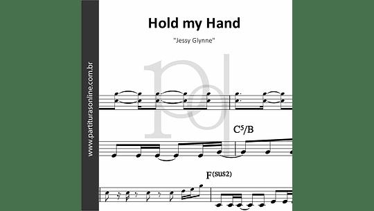 Hold my Hand   Jessy Glynne