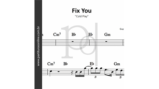 Fix You   Cold Play