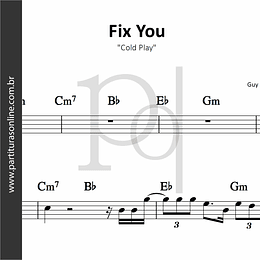 Fix You | Cold Play