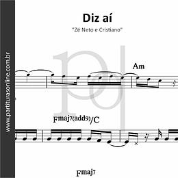 Diz aí | Zé Neto e Cristiano
