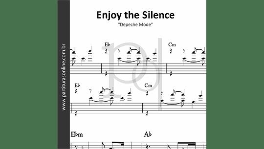 Enjoy the Silence | Depeche Mode (sob encomenda)