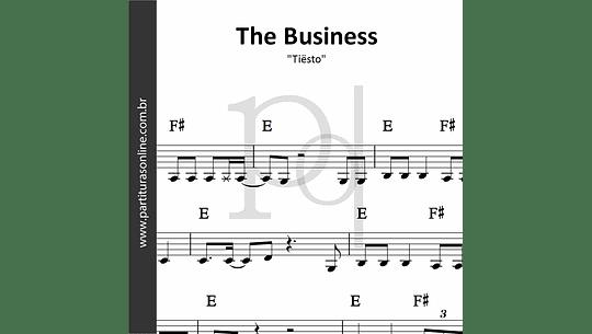 The Business | Tiësto