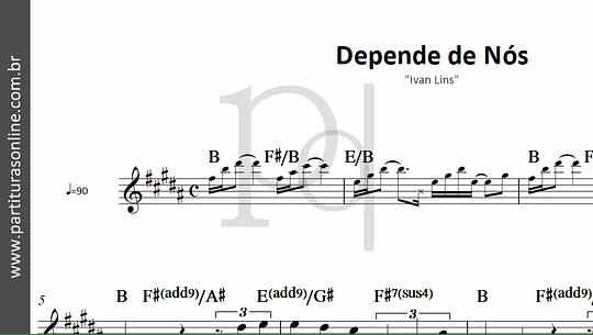 Depende de Nós | Ivan Lins
