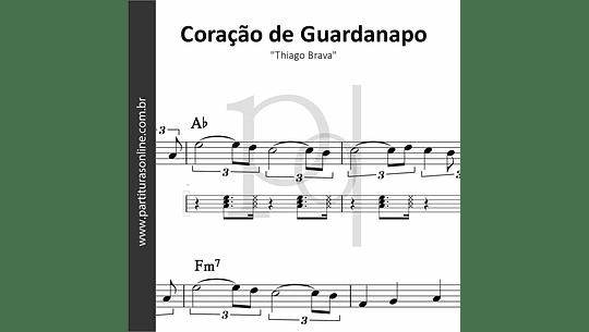 Coração de Guardanapo | Thiago Brava