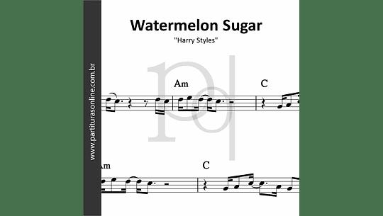 Watermelon Sugar | Harry Styles
