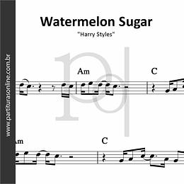 Watermelon Sugar   Harry Styles