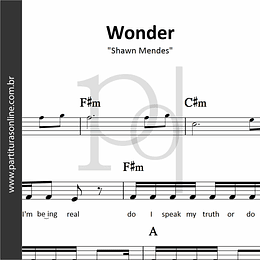 Wonder | Shawn Mendes