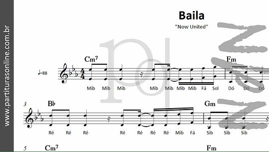 Baila   Now United