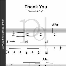 Thank You | Maverick City