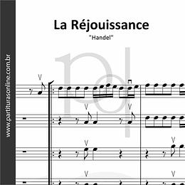 La Réjouissance | quarteto de cordas