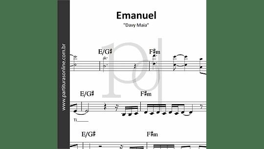 Emanuel   Davy Maia