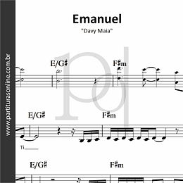 Emanuel | Davy Maia