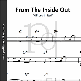 From The Inside Out   Hillsong United