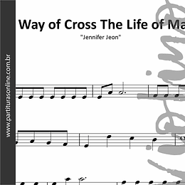 The Way of Cross The Life of Martyr | Jennifer Jeon