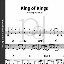 King of Kings | Hillsong Worship