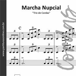 Marcha Nupcial | Trio de Cordas