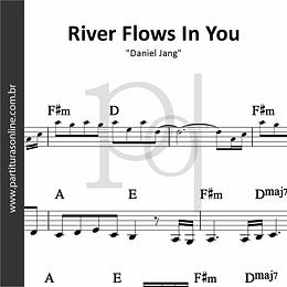 River Flows In You   Violino