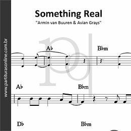 Something Real | Armin van Buuren & Avian Grays