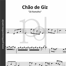 Chão de Giz | Zé Ramalho