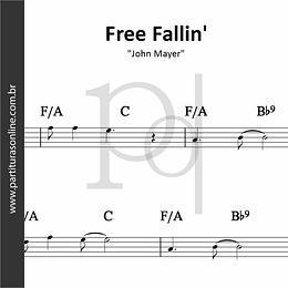 Free Fallin' | John Mayer