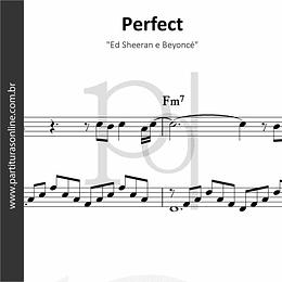 Perfect | para Piano