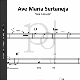 Ave Maria Sertaneja | Luiz Gonzaga