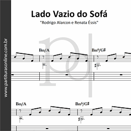 Lado Vazio do Sofá | Rodrigo Alarcon e Renata Éssis
