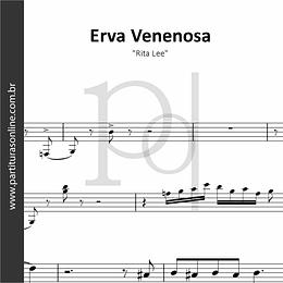 Erva Venenosa | Rita Lee