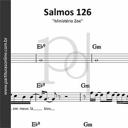 Salmos 126 | Ministério Zoe