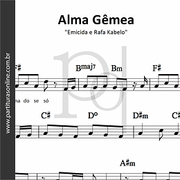 Alma Gêmea | Emicida e Rafa Kabelo