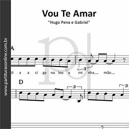 Vou Te Amar (Cigana) | Hugo Pena e Gabriel