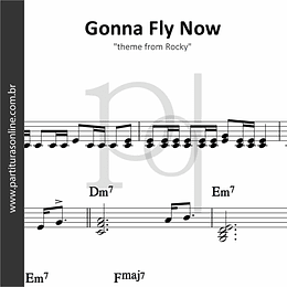 Gonna Fly Now | theme from Rocky (ENCOMENDA)