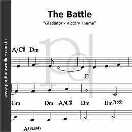 The Battle | Gladiator - Victory Theme