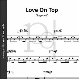 Love On Top   Beyoncé