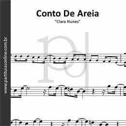 Conto De Areia   Clara Nunes
