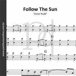 Follow The Sun | Xavier Rudd