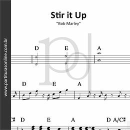 Stir it Up   Bob Marley