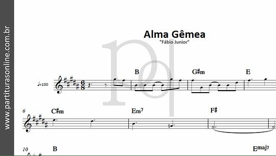 Alma Gêmea   Fábio Junior
