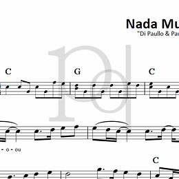 Nada Mudou | Di Paullo & Paulino