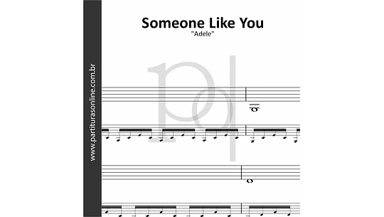 Someone Like You | Adele