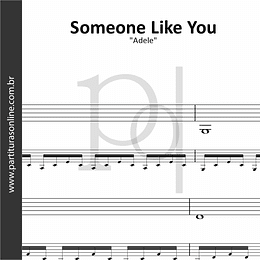 Someone Like You | Adele